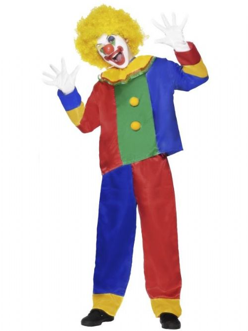 Clown Costume, Boys